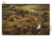 Fall In The Valley Carry-all Pouch