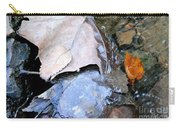 Fall Leaf Abstract Carry-all Pouch