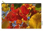 Fall Leaves Flp Carry-all Pouch