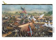Fall Of Petersburg, 1865 Carry-all Pouch by Granger