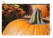 Fall Pumpkin Carry-all Pouch by Kimberly Perry