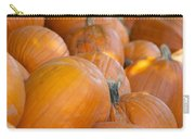 Fall Pumpkins Carry-all Pouch