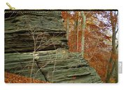 Fall Rock Carry-all Pouch