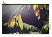 Fall Sumac Carry-all Pouch