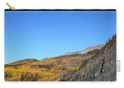 Fall Talkeetna Mountains Carry-all Pouch