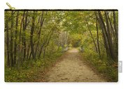 Fall Trail Scene 23 Carry-all Pouch