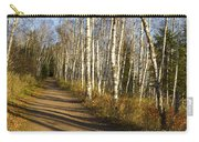 Fall Trail Scene 35 B Carry-all Pouch