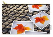 Fallen Autumn  Prints Carry-all Pouch