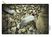 Fallen Feathers Carry-all Pouch