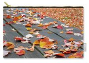 Fallen Leaves Carry-all Pouch