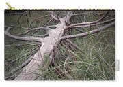 Fallen Pine Tree Carry-all Pouch