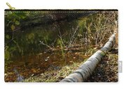 Fallen Tree Path Carry-all Pouch