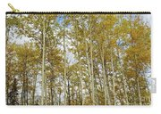 Falling For The Birch And Aspens Carry-all Pouch