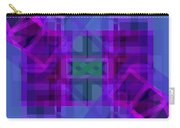 Falling Magenta 2 Carry-all Pouch