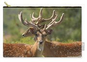 Fallow Deer Dama Dama Stags Carry-all Pouch