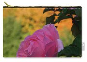 Fall's Final Rose Carry-all Pouch