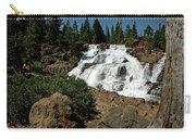 Falls In Site Glen Alpine Falls Carry-all Pouch