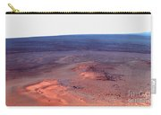 False Color Mosaic Of Greeley Haven Carry-all Pouch