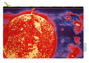 False-color Skylab Image Of A Solar Carry-all Pouch by NASA / Science Source