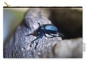 False Darkling Beetle 30 Carry-all Pouch