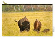 Familial Grazing Carry-all Pouch