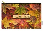 Family-autumn Inpsireme Carry-all Pouch