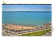Family Time At The Erie Basin Marina Carry-all Pouch