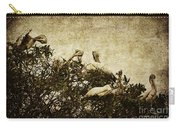 Family Tree Carry-all Pouch by Andrew Paranavitana