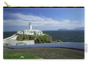 Fanad Lighthouse, Co Donegal, Ireland Carry-all Pouch