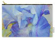 Fanciful Flowers - Iris Carry-all Pouch