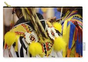 Pow Wow Fancy Dancer Duo Carry-all Pouch