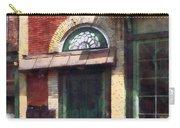 Fancy Green Door Burlington Nj Carry-all Pouch