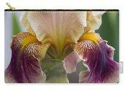 Fancy Iris Dance Ruffles Carry-all Pouch