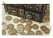Fancy Treasure Chest  Carry-all Pouch