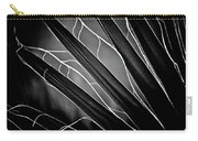 Fanned Leaves Carry-all Pouch