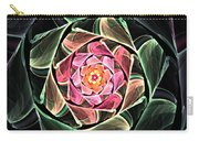 Fantasy Floral Expression 111311 Carry-all Pouch