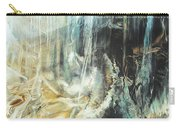 Fantasy Storm Carry-all Pouch by Linda Sannuti