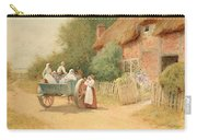Farewell Carry-all Pouch by Arthur Claude Strachan