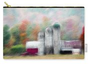 Farm In Fractals Carry-all Pouch