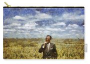 Farm Life - A Good Crop Carry-all Pouch by Nikki Marie Smith