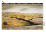 Farm On Hill - Tuscany Carry-all Pouch