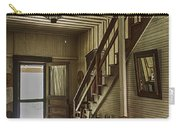 Farmhouse Entry Hall And Stairs Carry-all Pouch by Lynn Palmer