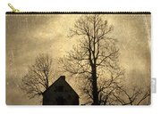 Farmhouse. Vintage-look Auvergne. France Carry-all Pouch