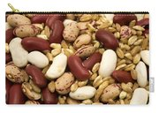 Farro And Beans Carry-all Pouch by Fabrizio Troiani
