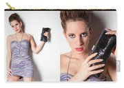 Fashion Collage Carry-all Pouch
