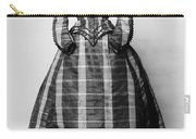 Fashion: Dress, C1865 Carry-all Pouch
