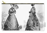 Fashion: Women, 1868 Carry-all Pouch