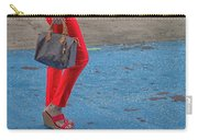 Fashionably Red Carry-all Pouch