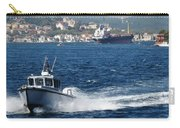 Fast In Turkey Carry-all Pouch