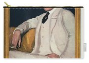 Fatima Cigarette Ad, 1917 Carry-all Pouch